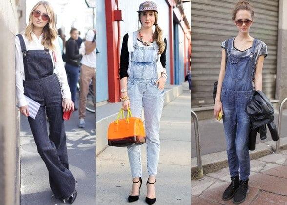 Salopete la modă în 2014, Foto: styleworldcollection.com