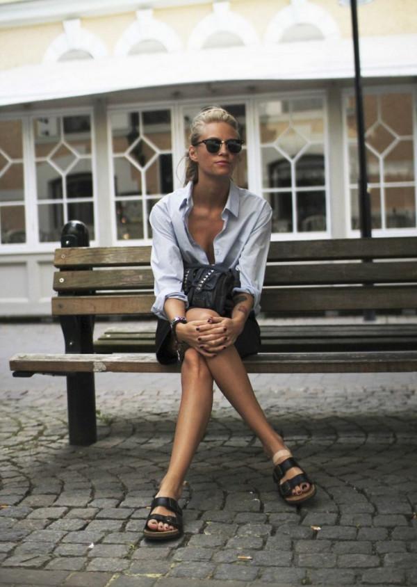Sandale comode pentru această vară, Foto: youshouldbeingridbergman.blogspot.ro
