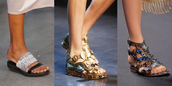 Sandale la modă în vara acestui an, Foto: itslavida.com