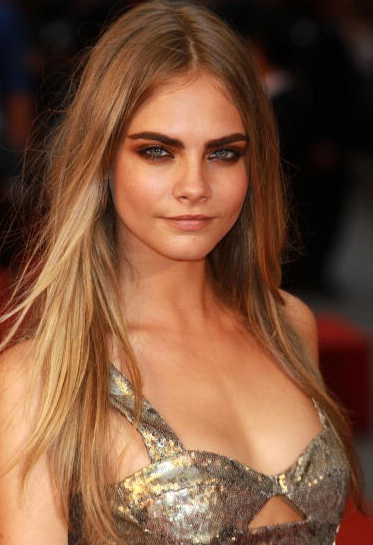 Supermodelul Cara Delevingne, Foto: clairepporter.files.wordpress.com