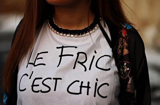 Tendințele modei la tricouri cu mesaj, Foto: retro-flame.com