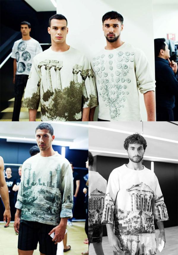 Tricouri la modă pentru bărbați, Foto: bowtieboy.co.uk