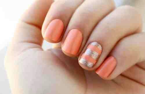 Unghiile portocalii sunt la modă în această vară, Foto: popmodblog.wordpress.com