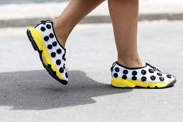 Adidași la modă în anul 2014, Foto: mywonderfulworldket.blogspot.com