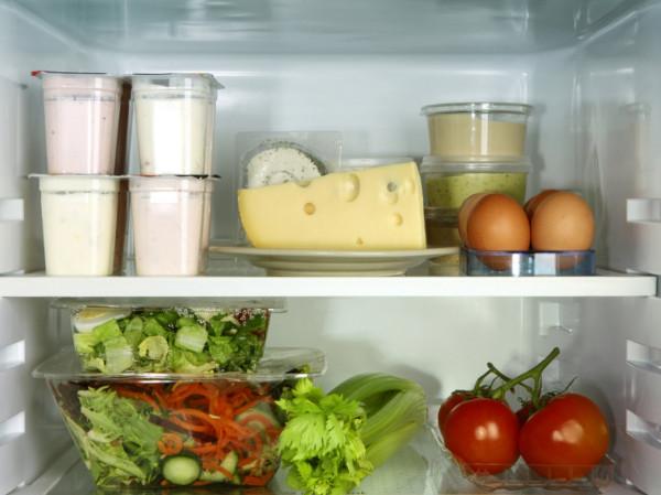 Alimente ținute la rece în frigider, Foto: npr.org