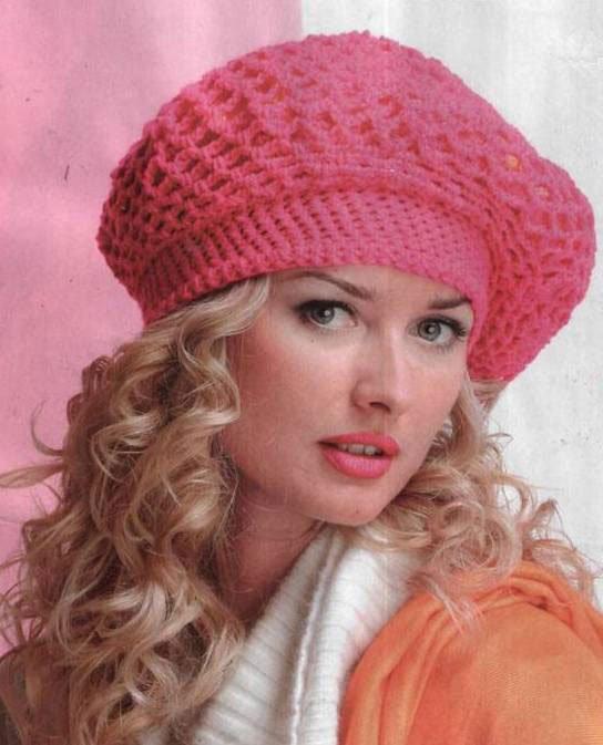 Basc tricotat pentru toamnă, Foto: odamochka.info