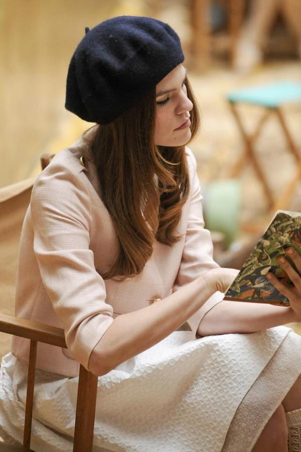 Beretă chic pentru toamnă, Foto: fashionising.com