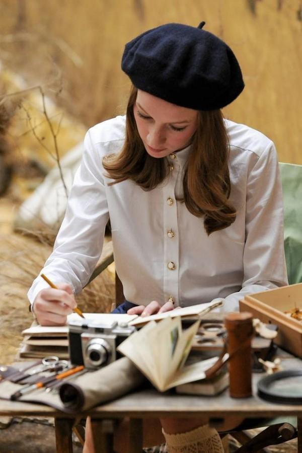 Beretă clasică elegantă, Foto: fashionising.com