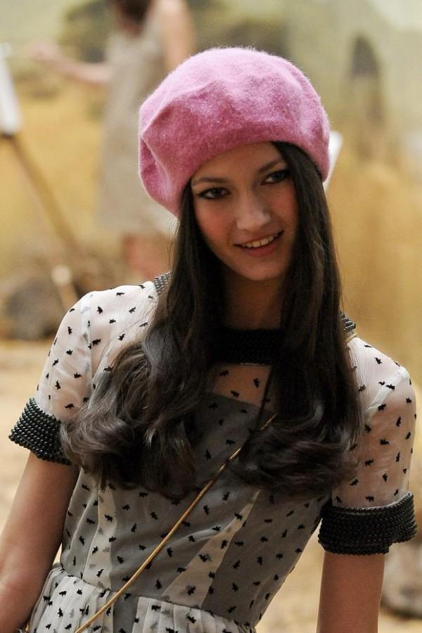 Beretă modernă în 2014, Foto: fashionising.com