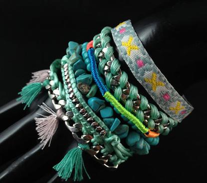 Brățări de lux elegante realizate manual, Foto: aliexpress.com