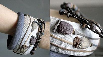 Brățări elegante pentru vară, Foto: vk.com