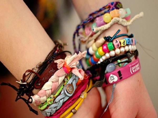 Brățări multicolore pentru vară, Foto: picship.com
