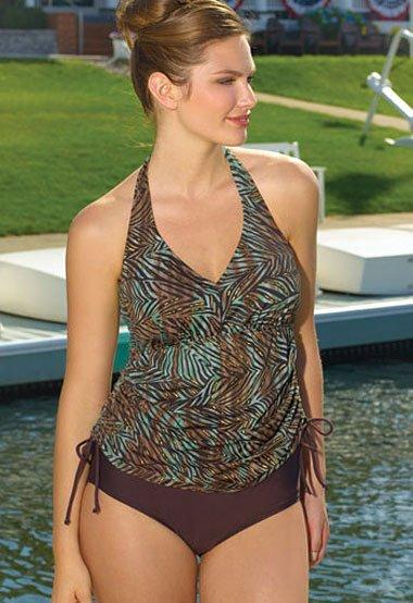 Coafură simplă pentru mers la piscină, Foto: inbeautystyle.blogspot.ro