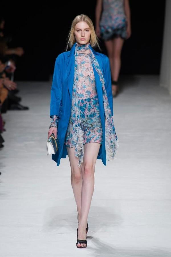 Colecția de primăvară - vară Nina Ricci, Foto: fashionising.com