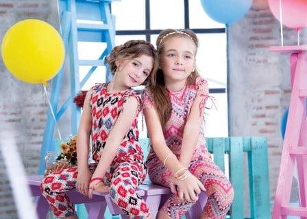 Colecții de îmbrăcăminte pentru copii din 2014, Foto: newstylemod.com/