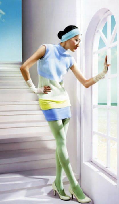 Combinații de culori pastelate, Foto: asesoradeimagenvirtual.wordpress.com