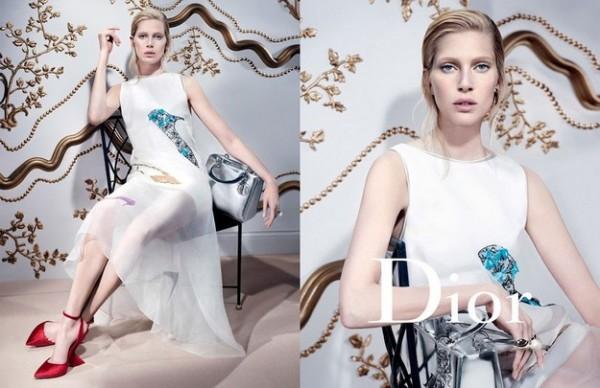 Creație Dior, Foto: stylediary1.blogspot.ro