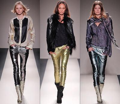 Culori metalice la modă în 2014, Foto: stilnos.com