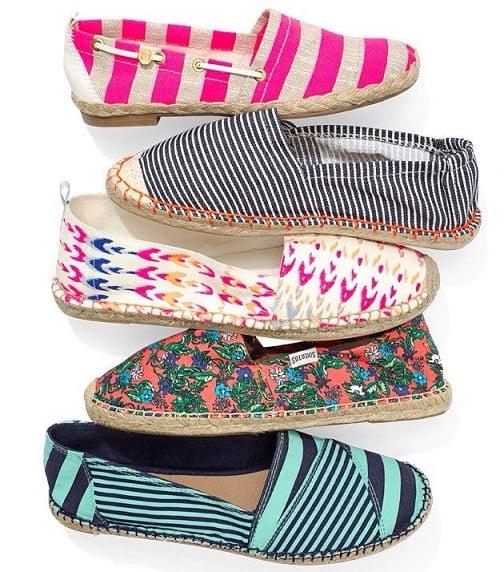 Espadrile ma modă în vara anului 2014, Foto: kucukeniste.com