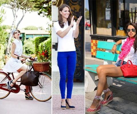 Espadrile la modă în 2014, Foto: flooks.net