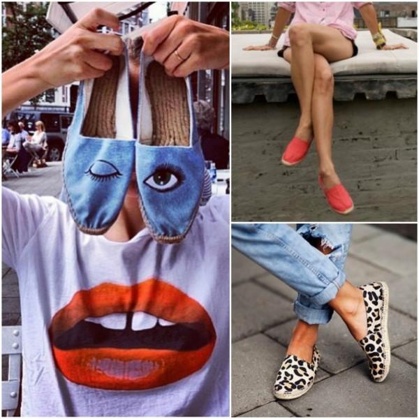 Espadrile la modă în această vară, Foto: prettynyummy.com