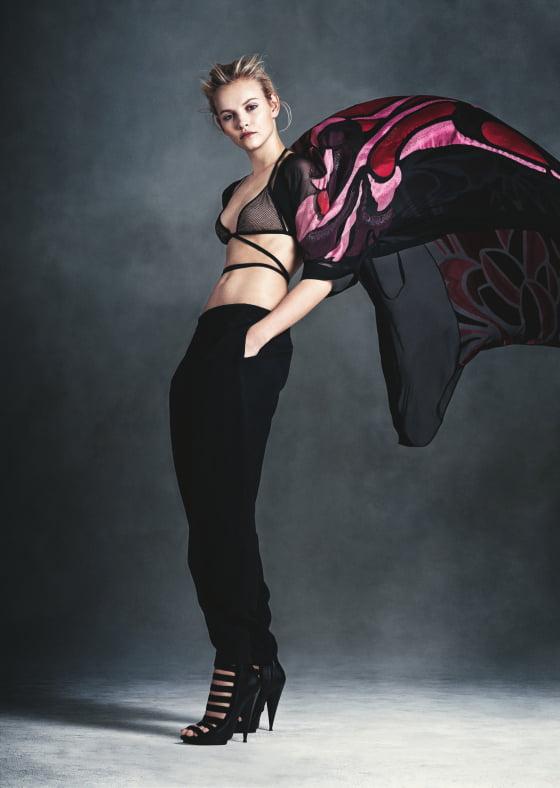 Manechin Ginta Lapina, designer Neiman Marcus, Foto: wearesodroee.com
