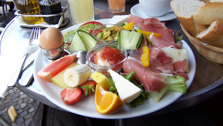 Mic dejun de vară, Foto: morgen.monoxyd.de