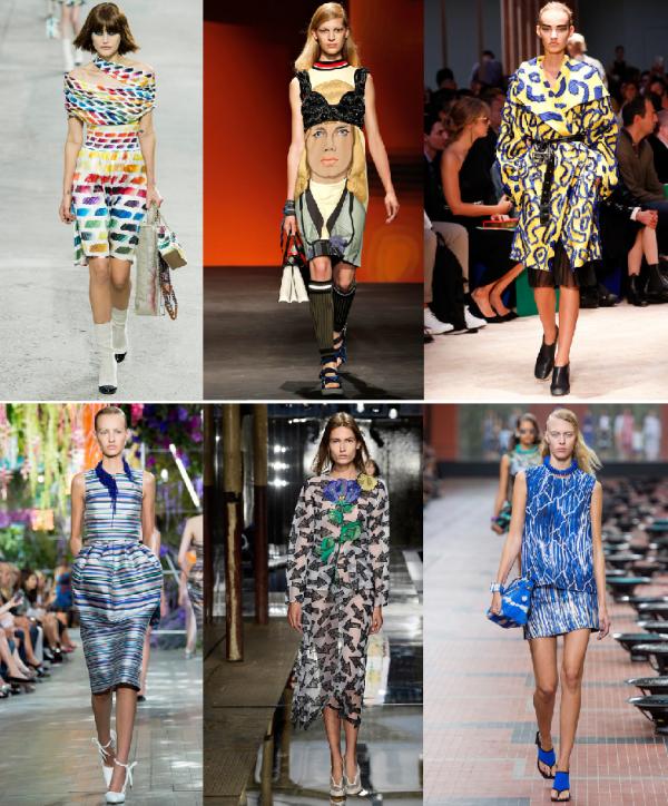 Moda în anul 2014 - Creații Chanel, Prada, Céline, Christian Dior, Christopher Kane, Kenzo, Foto: whoknowsfashion.com