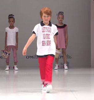 Moda pentru copii în anul 2014