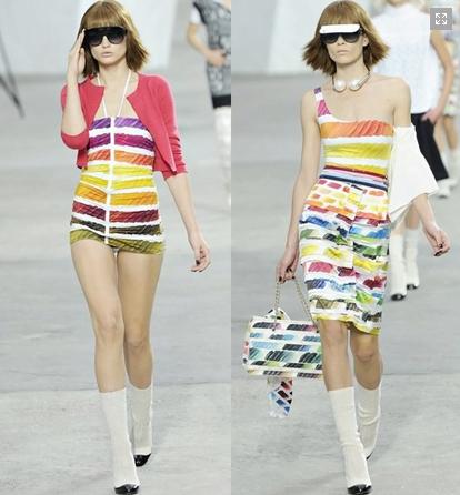 Moda în vara anului 2014, Foto: gorgeautiful.com