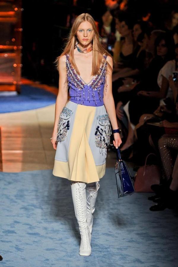 Moda Miu Miu din 2014, Foto: paperblog.fr