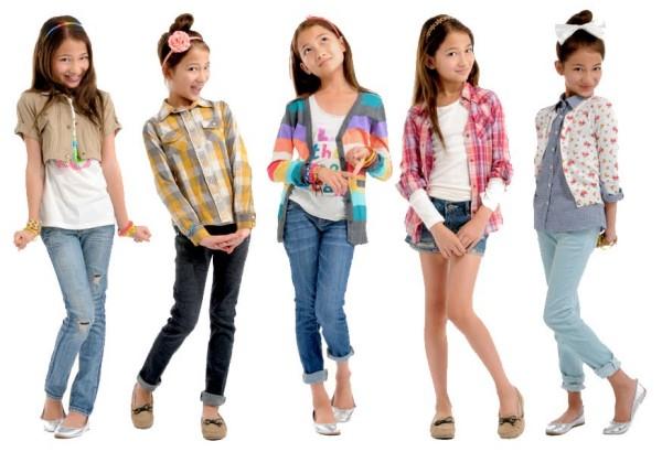 Moda la îmbrăcăminte pentru copii, Foto: newstylemod.com
