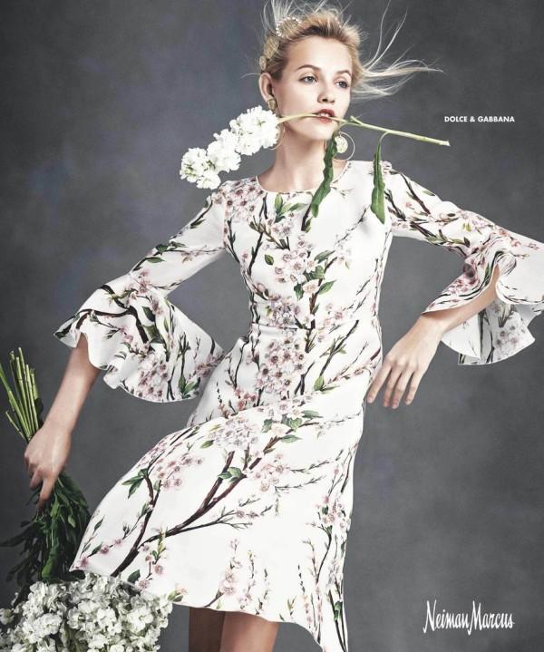 Moda la Dolce&Gabbana, Foto: chrisboalsartists.com