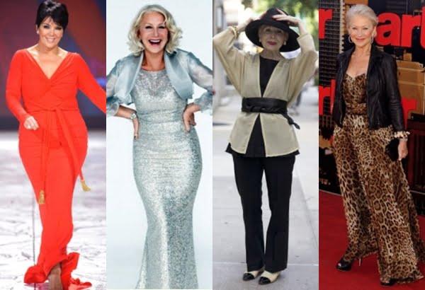 Moda pentru femei cu vârsta mai amre de 50 de ani, Foto: good-kovka.com