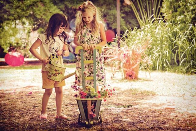 Modele de îmbrăcăminte elegantă penru copii, Foto: newstylemod.com