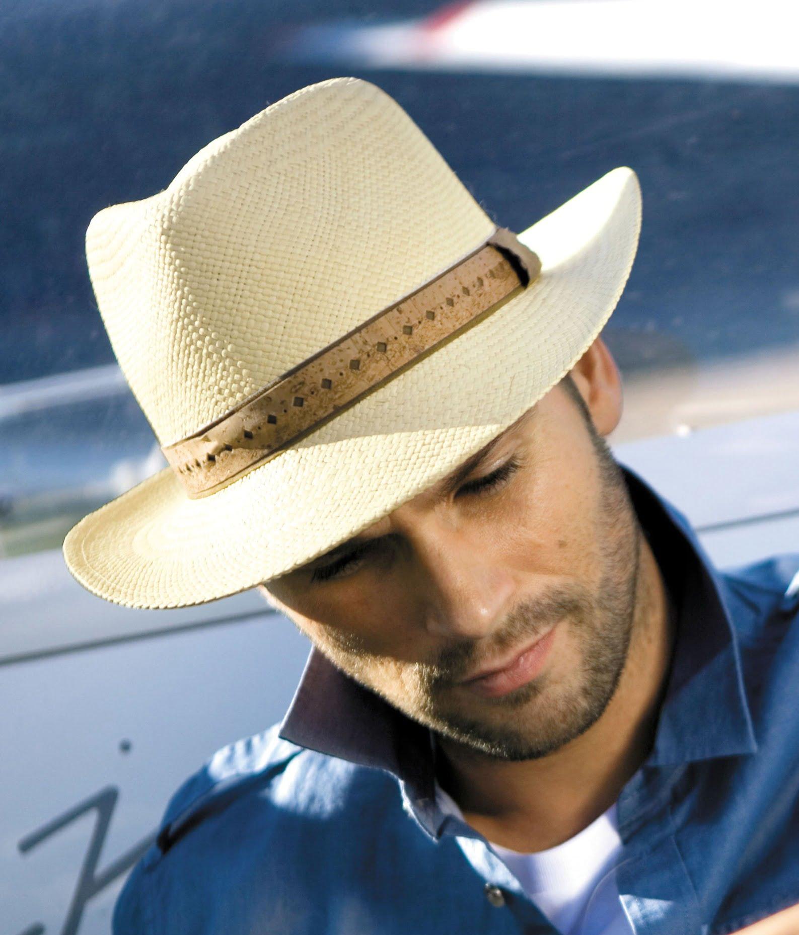 Pălărie pentru bărbați în tendințele modei din acest an, Foto: hatshop.ie