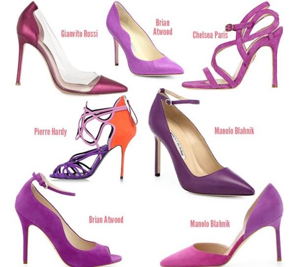 Pantofi la modă în 2014, Foto: shoerazzi.com