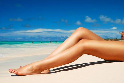 Pielea bronzată, Foto: blog.ceciliascloset.com