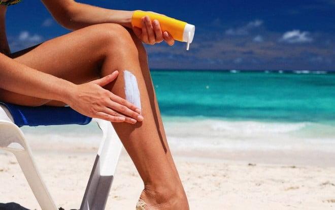 Crema de protecție solară pentru piele