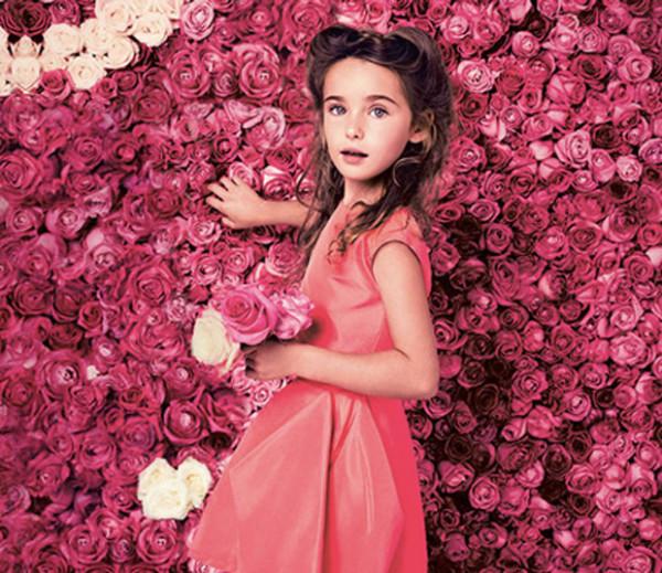 Rochiță roz Dior, Foto: bellissimakids.com