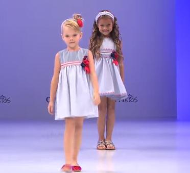 Rochițe pentru fetițe la modă în vara anului 2014