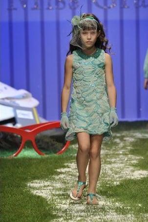 Rochie de ocazie pentru fetițe, Foto: gruvee.org