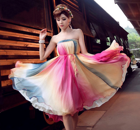 Rochie de vară, Foto: aliexpress.com