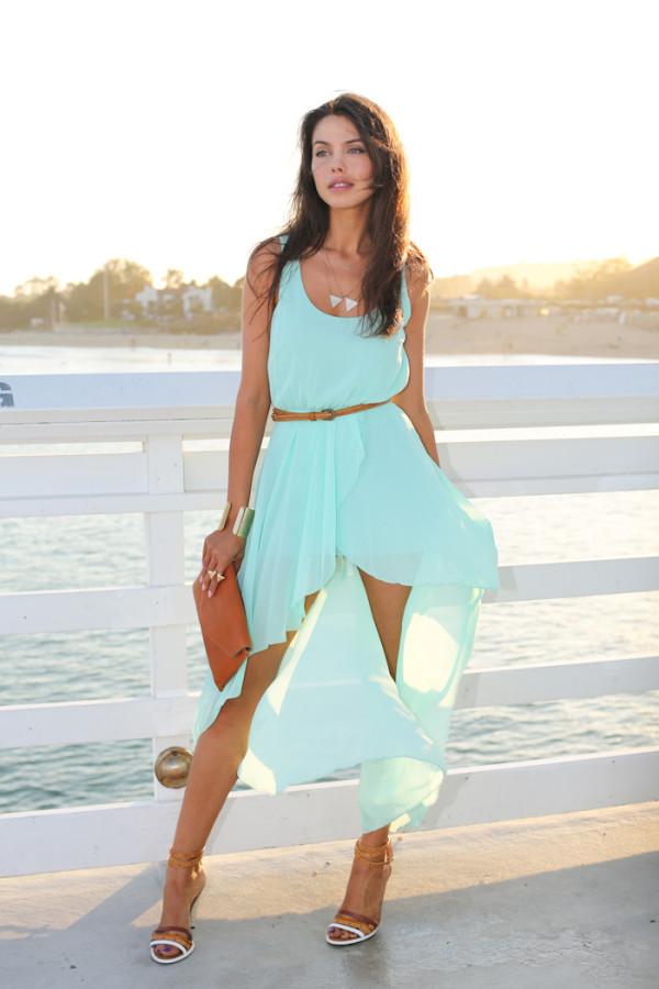 Rochie de vară, Foto: vivaluxury.blogspot.ro