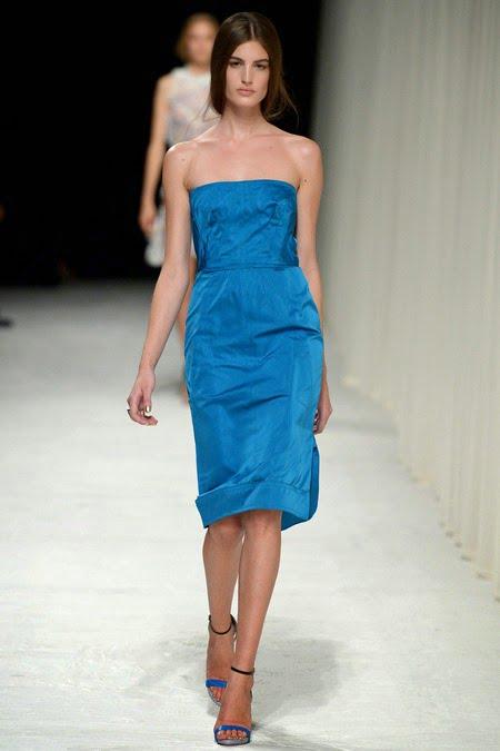 Rochie elegantă de ocazie, marca Nina Ricci, Foto: inoubliablemodelarmy.com