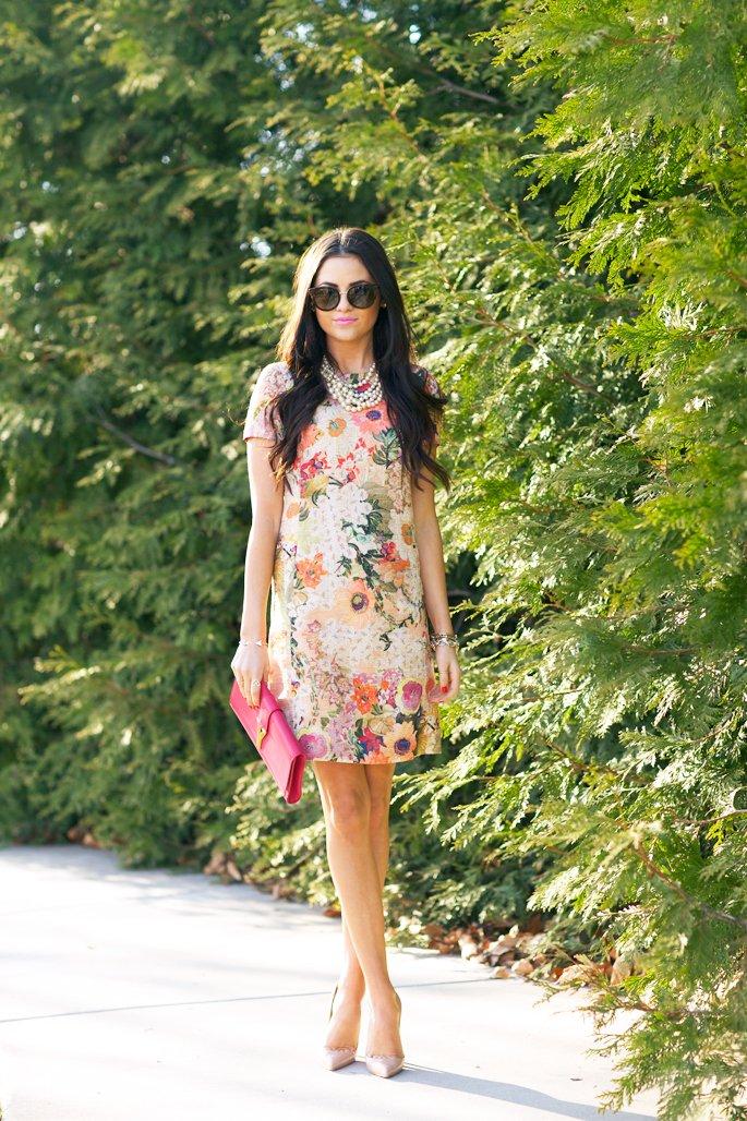 Rochie elegantă de vară, Foto: justthedesign.com