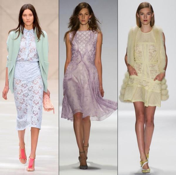 Rochii din dantelă în tendințele modei din acest an, Foto: natalieaguirrebeauty.com