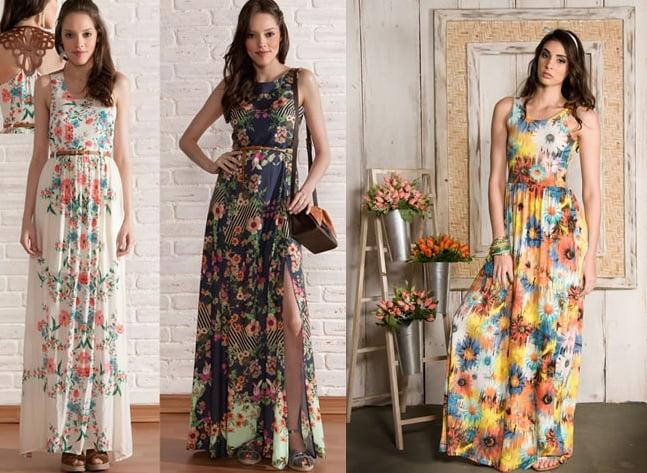 Rochii elegante lungi la modă în această vară, Foto: portaltudoaqui.com.br