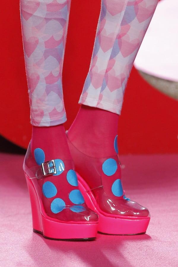 Tendințele modei din 2014-2015, colecția Agatha Ruiz, Prada, Foto: thebestfashionblog.com