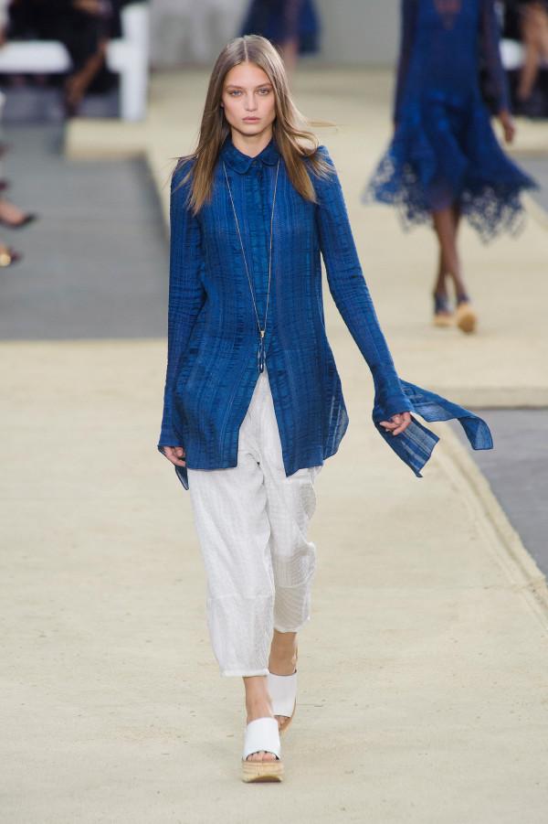 Tendințele modei din 2014, marca Chloé, Foto: popsugar.com.au